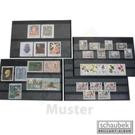 Schaubek K5510 Kassette Mit 30 Einsteckkarten, Sortiert - Classificatori