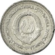 Monnaie, Yougoslavie, Dinar, 1963, TB, Aluminium, KM:36 - Yougoslavie