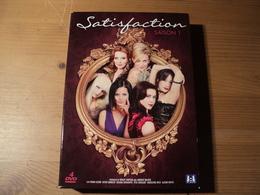 INTEGRALE SATISFACTION SAISON 1. DIX EPISODES. 2009 AU COEUR DE MELBOURNE. LE 232. - TV Shows & Series