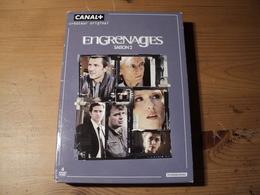 INTEGRALE ENGRENAGES SAISON 2. HUIT EPISODES. 2012 UNE AVOCATE. MYSTERIEUSE. DETERMINEE - Séries Et Programmes TV