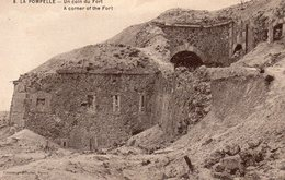 LA POMPELLE UN COIN DU FORT - Verdun