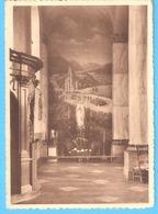 Suarlée (Namur)-+/-1940-Intérieur De L'Eglise Saint-Materne-Notre-Dame De Lourdes-Rare - Namur
