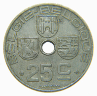 [NC] BELGIO - 25 CENTIMES 1946 - ZINCO - WWII (nc3885) - 1945-1951: Reggenza
