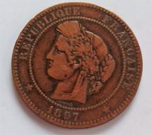 France 10 Centimes Cérès 1897 A  (B7 - 05) - Francia