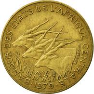 Monnaie, États De L'Afrique Centrale, 5 Francs, 1979, Paris, TTB - Central African Republic