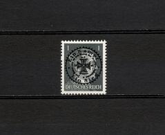 Germany 1945 Lokalausgaben Wiesbaden Overprint Postfrisch - Zone Soviétique