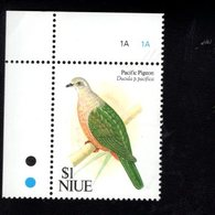 705825524 NIUE  POSTFRIS MINT NEVER HINGED POSTFRISCH EINWANDFREI  SCOTT 607 BIRDS - Niue