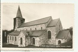 STRUD-HALTINNE   église Romane Classées. - Gesves