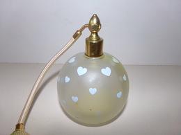 Vaporisateur à Parfum Vide à Décor De Coeurs - Accessoires