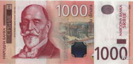 Serbie 1000 Dinara (P52) 2011 -UNC- - Serbie