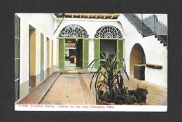 CAMAGUEY - CUBA - A HOUSE INTERION - INTERIOR DE UNA CASA - BY THE ROTOGRAPH - Cuba