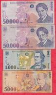 Roumanie 20 Billets Dans L 'état - Monnaies & Billets