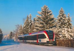 AK Eisenbahn Graz-Köflacher-Bahn GKB GTW2-2/8 VT 5063 Graz-Wetzelsdorf Zug 8421 Österreich Austria Railway Steiermark - Eisenbahnen