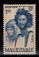 Mauritanie - YV 89 N** - Mauritanie (1906-1944)
