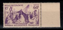 Mauritanie - YV 107 N** - Mauritanië (1906-1944)