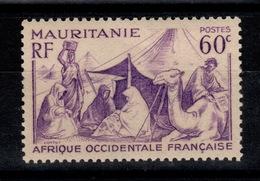 Mauritanie - YV 107 N** - Mauritanie (1906-1944)