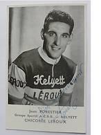 Carte Postale De Jean FORESTIER - Dédicace - Hand Signed - Autographe Authentique - Cyclisme