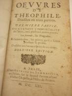 Théophile 1661 - Antes De 18avo Siglo