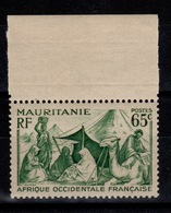 Mauritanie - YV 85 N** - Mauritanie (1906-1944)