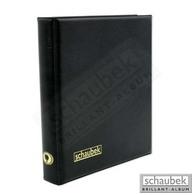 Schaubek Rb2075 Ringbinder Genius, Schwarz - Albums à Bandes