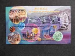 HONG-KONG : TB BF N° 67, Neuf XX. - Blocs-feuillets