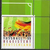 2012 Allem. Fed. Deutschland Germany Mi. 2930 **MNH EUR  Fußball Begeistert Deutschland - BRD