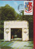 TG. JIU ART SCULPTURE BRINCUSI MAXIMUM CARDS MAXICARD CARTES MAXIMAS  ROMANIA - Beeldhouwkunst