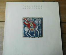 """Vinyle """"PaulSimon"""" """"Graceland"""" - Country Et Folk"""