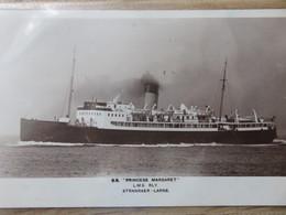 PRINCESS MARGARET  1931  LMS Ralway - Paquebote