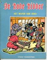 De Rode Ridder 6 - Het Wapen Van Rihei (1ste Druk) 1961 - De Rode Ridder