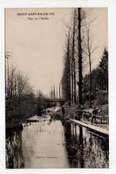 - CPA SAINT-GERVAIS-DE-VIC (72) - Vue Sur L'Anille - Edition Tabareau - - Autres Communes