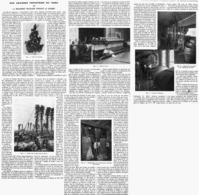 LA BRASSERIE FRANCAISE PENDANT La GUERRE   1915 - Beer