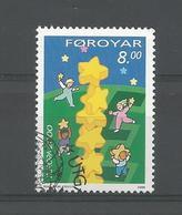 Faroer 2000 Europa   Y.T. 364 (0) - Féroé (Iles)