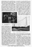 LA TELEGRAPHIE SANS FIL Avec Un TRAIN EN MARCHE   1915 - Technical