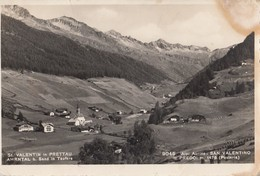 St Valentin In Prettau Ahrntal Sand In Taufers / San Valentino In Predoi Pusteria 1949 - Bolzano (Bozen)