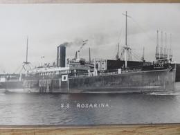 ROSARINA  Ex LA ROSARINA    Furness Houlder - Comercio