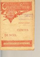 D23 - CONTES DE NOEL - CHARLES DICKENS - Nouvelle Bibliothèque Populaire - HENRI GAUTIER éditeur 55 Quai Des Augustins - Poésie