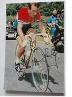 Carte De Charly GAUL - Dédicace - Hand Signed - Autographe Authentique - Cyclisme
