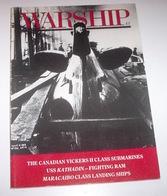 WWII Marina - WARSHIP  - N 47 - 1^ Ed 1988 - Livres, BD, Revues