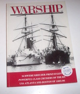 WWII Marina - WARSHIP  - N 48 - 1^ Ed 1988 - Libros, Revistas, Cómics