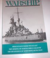 WWII Marina - WARSHIP  - N 49 - 1^ Ed 1988 - Libros, Revistas, Cómics