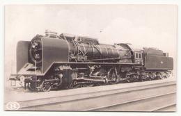 LOCOMOTIVE TYPE 5 MIKADO - Trains