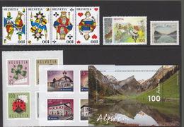 Schweiz **  Jahrgang 2018 MiNr. 2526-2582 Komplett Mit Papstbesuch Postpreis CHF 61,35 - Ungebraucht