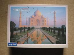 PLAY TIME PUZZLE (1000 P) - TAJ MAHAL (INDE) - Puzzle Games