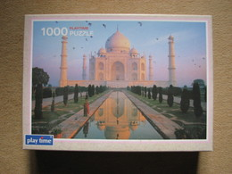 PLAY TIME PUZZLE (1000 P) - TAJ MAHAL (INDE) - Puzzles