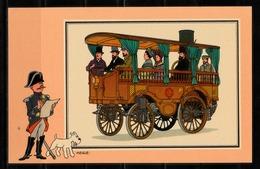 "TINTIN / Chromo ""Voir Et Savoir"" Par Hergé : Automobile N° 25 - Edition LOMBARD - Other"