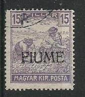 Fiume 15f Lilas - Ungheria