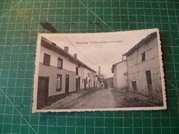 Deux-Rys. Vieilles Maisons Ardennaises. Cachet Poste De 1945 - Belgique