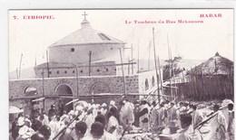 Ethiopie - Harar - Le Tombeau Du Bas Mekonnen - Ethiopie