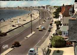 Dep 44 , Cpm  PORNICHET , 19 , Boulevard Des Océanides (beau Timbre, 1963) (D09.4143) - Pornichet